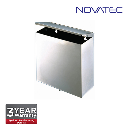 Novatec Stainless Steel Sanitary Napkin Disposal AE910