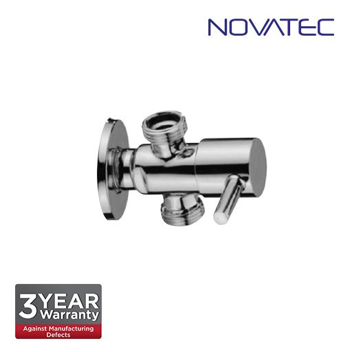 Novatec Chrome Plated Angle Valve AV303T