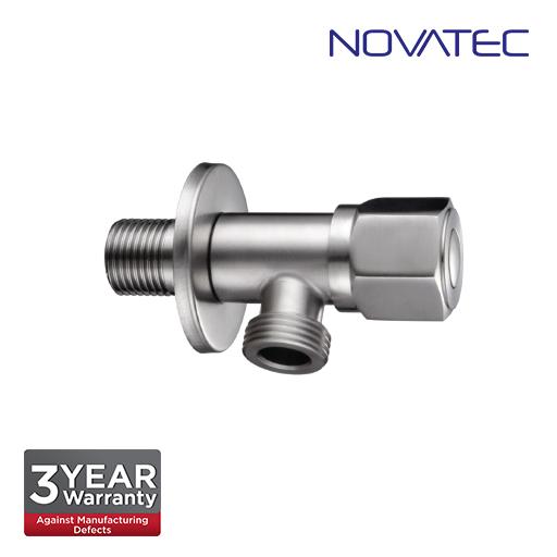 Novatec Stainless Steel 304 Angle Valve AV304-HEX
