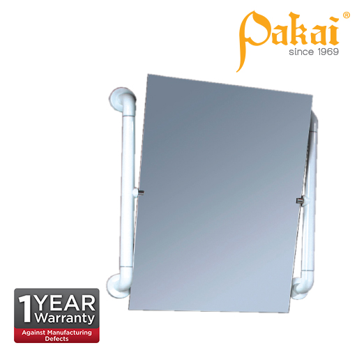 Pakai Adjustable Mirror with Wall Mount Support BF-8890