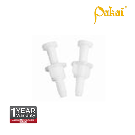Pakai Plastic Close Couple Screws &   Nut For Metal Butterfly Plate Use BP453