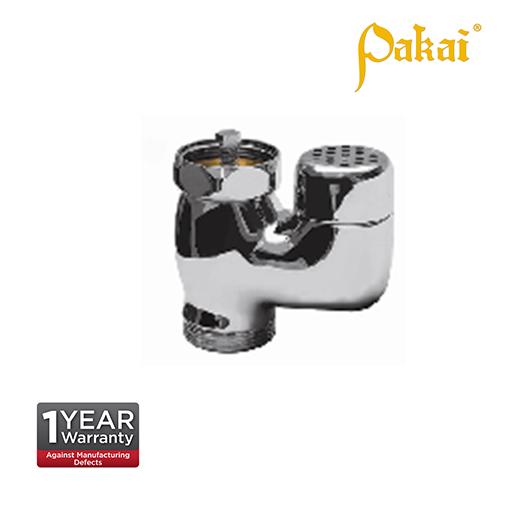 Pakai Chrome Plating Vacuum Breaker for Wash Closet(WC) Flush Valve CF607WC