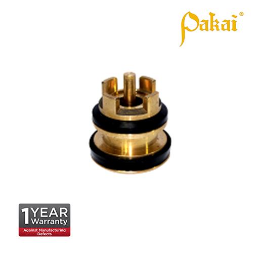 Pakai Chrome Plating Brass Piston for Urinal Flush Valve  CF614UR