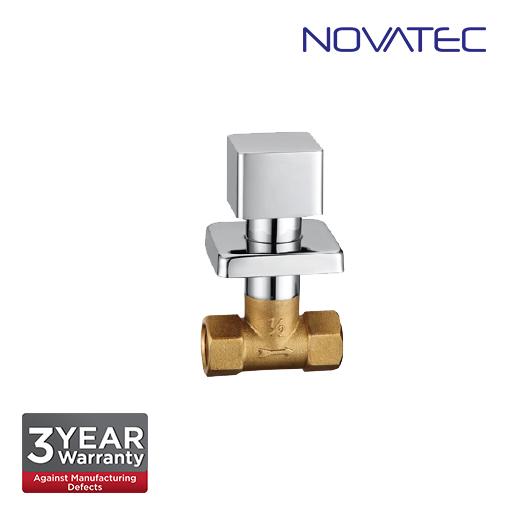 Novatec Concealed Stopcock CU-1117-QTS