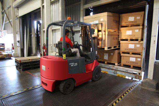 Warehouse & Logistic Executive
