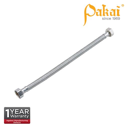 Pakai 12'' Stainless Steel Braided Hose DA650