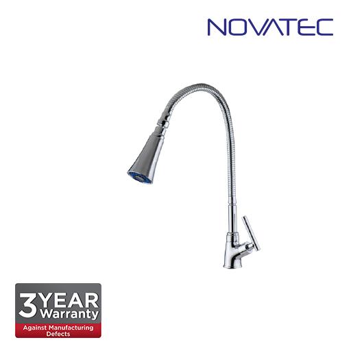 Novatec Kitchen Pillar Sink Tap F9-1171FSBS