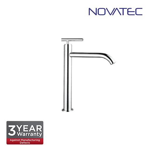 Novatec Chrome Plated Console Basin Tap F9-2034-T
