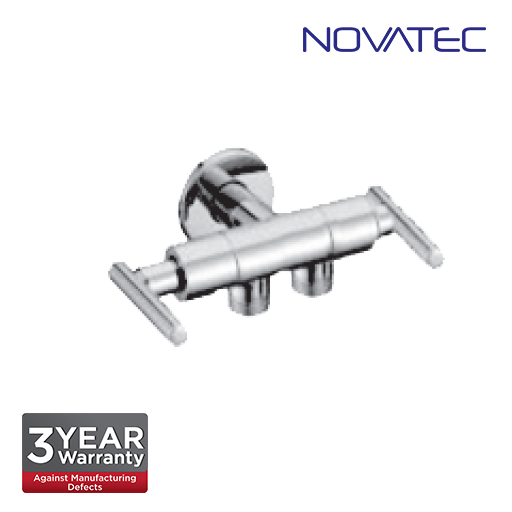 Novatec Twin Angle Valve F9-AV62AA