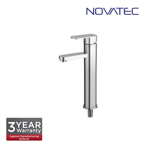 Novatec Quarter Turn Tall Basin Tap FA2120T