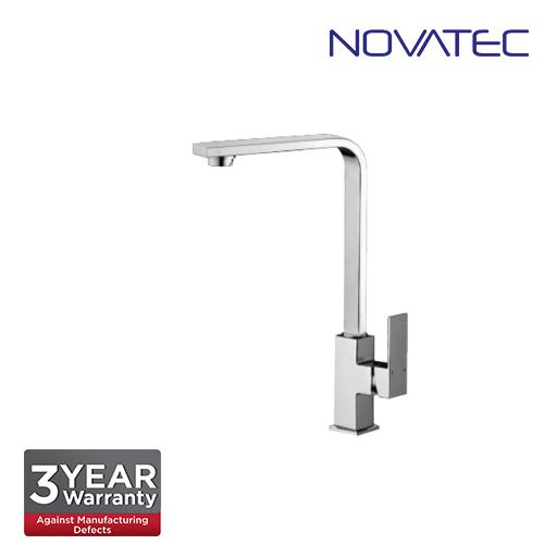 Novatec Single Lever Pillar Fixing Sink Tap FC8552