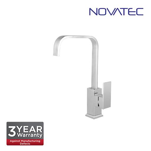 Novatec Single Lever Pillar Fixing Sink Mixer FM8149