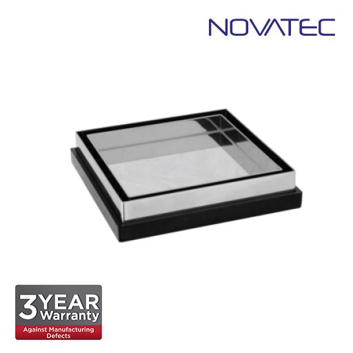 Novatec Tiles Application Stainless Steel Decorative Floor Grating FT201-6