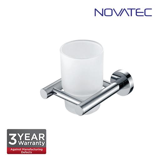 Novatec Chrome Plated Tumbler Holder NVB3306