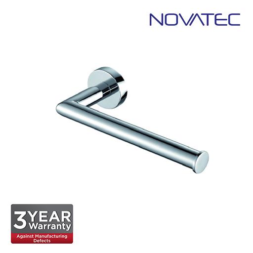 Novatec Chrome Plated Paper Holder NVB3307