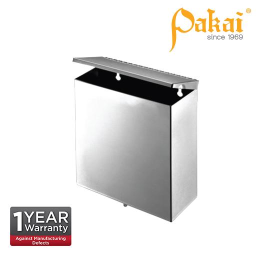 Pakai Stainless Steel Surface Mounted Sanitary Napkin Disposal PK-REC-AE910