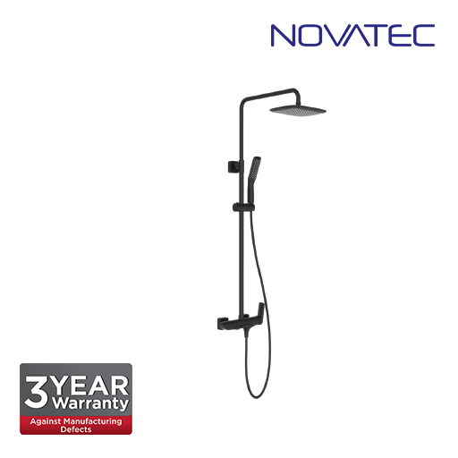 Novatec Shower Post PN65141-Bl