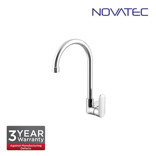 Novatec Single Lever Sink Tap With Swivel Spout PR7151
