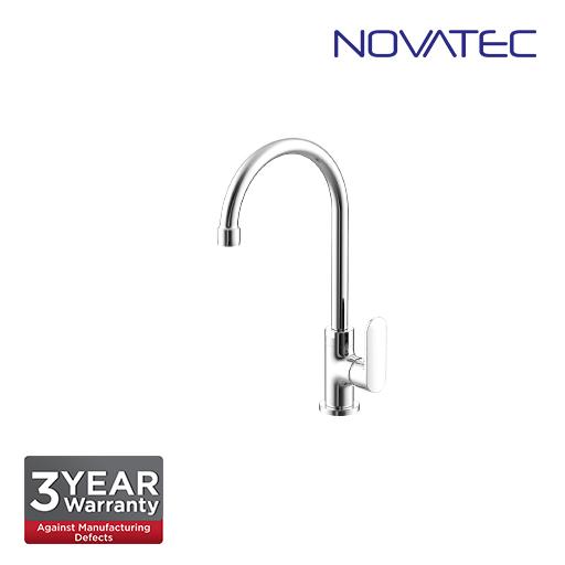 Novatec Single Lever Sink Tap With Swivel Spout PR7171