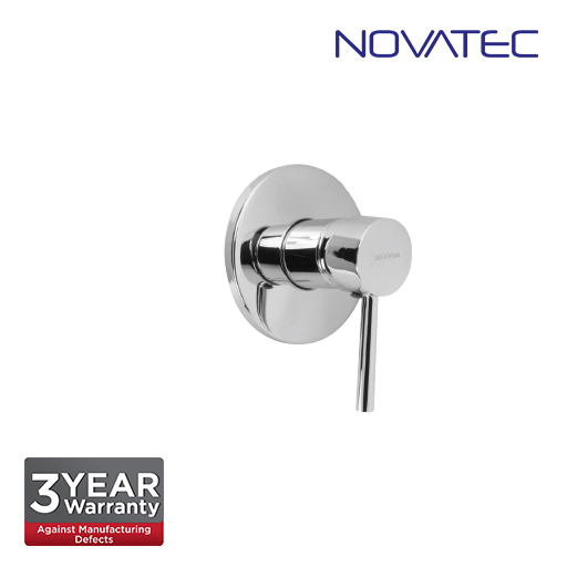 Novatec Chrome Plated Single Lever Concealed Mixer RB5011