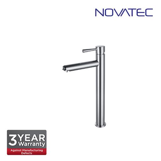 Novatec Chrome Plated Console Basin Tap RC5087-T