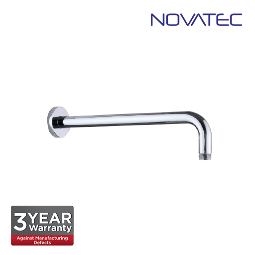 Novatec Stainless Steel Shower Arm A 513