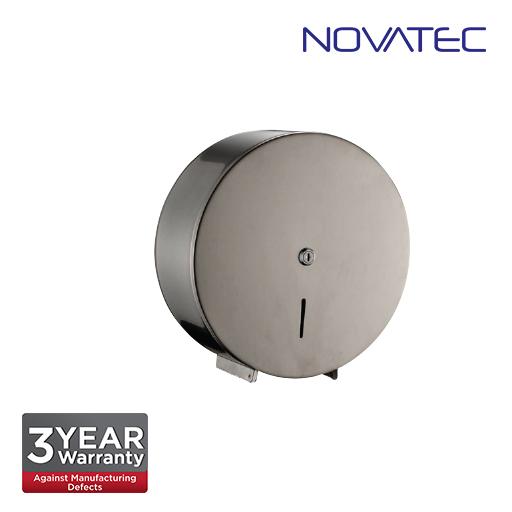 Novatec Stainless Steel Jumbo Roll Tissue Dispenser SSJRD-R01
