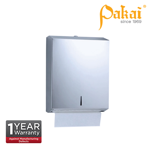 Pakai Stainless Steel Paper Towel Dispenser SSPTD-469