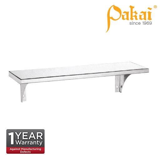 Pakai Satin Stainless Steel Shelf SSTPHSHELF-457