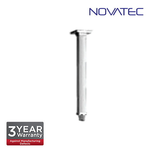 Novatec Square Brass Shower Arm VSQA-12