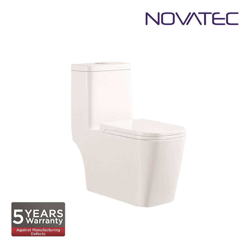 Atlantis Zurich Op One Piece Wash Down Pedestal Water Closet  WC1005P
