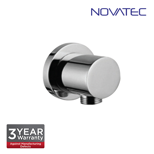 Novatec Wall Shower Connector WC8N