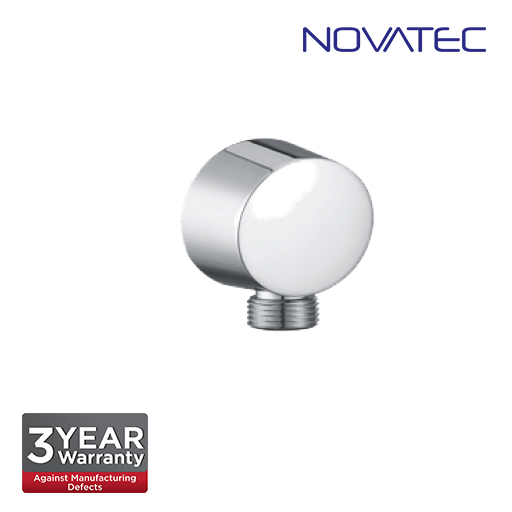 Novatec Wall Shower Connector WC8P