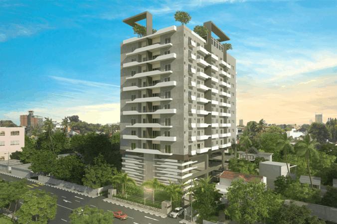 Porshia Apartments