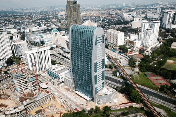 Celcom Tower
